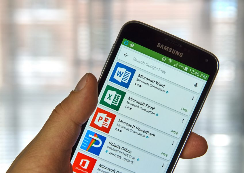 Setting up Office 365 to synchronise with your iPhone