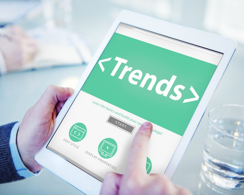 The Big 5 IT Trends impacting business today