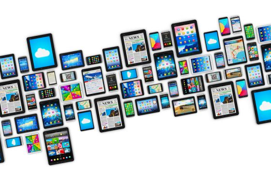 Mobile device selection for your business