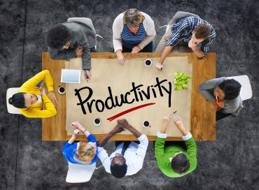 Leveraging Technology to increase Productivity